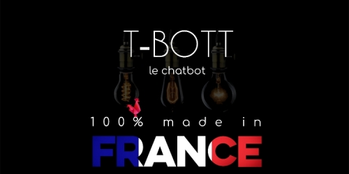 T-Bott, le chatbot made in Normandie